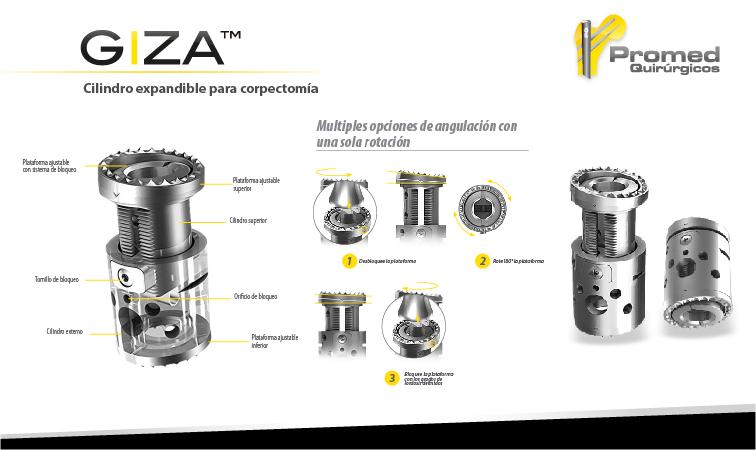 Sub menu GIZA-01