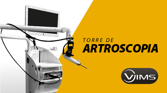 Preview Torre de Artroscopia VIMS 4K-02