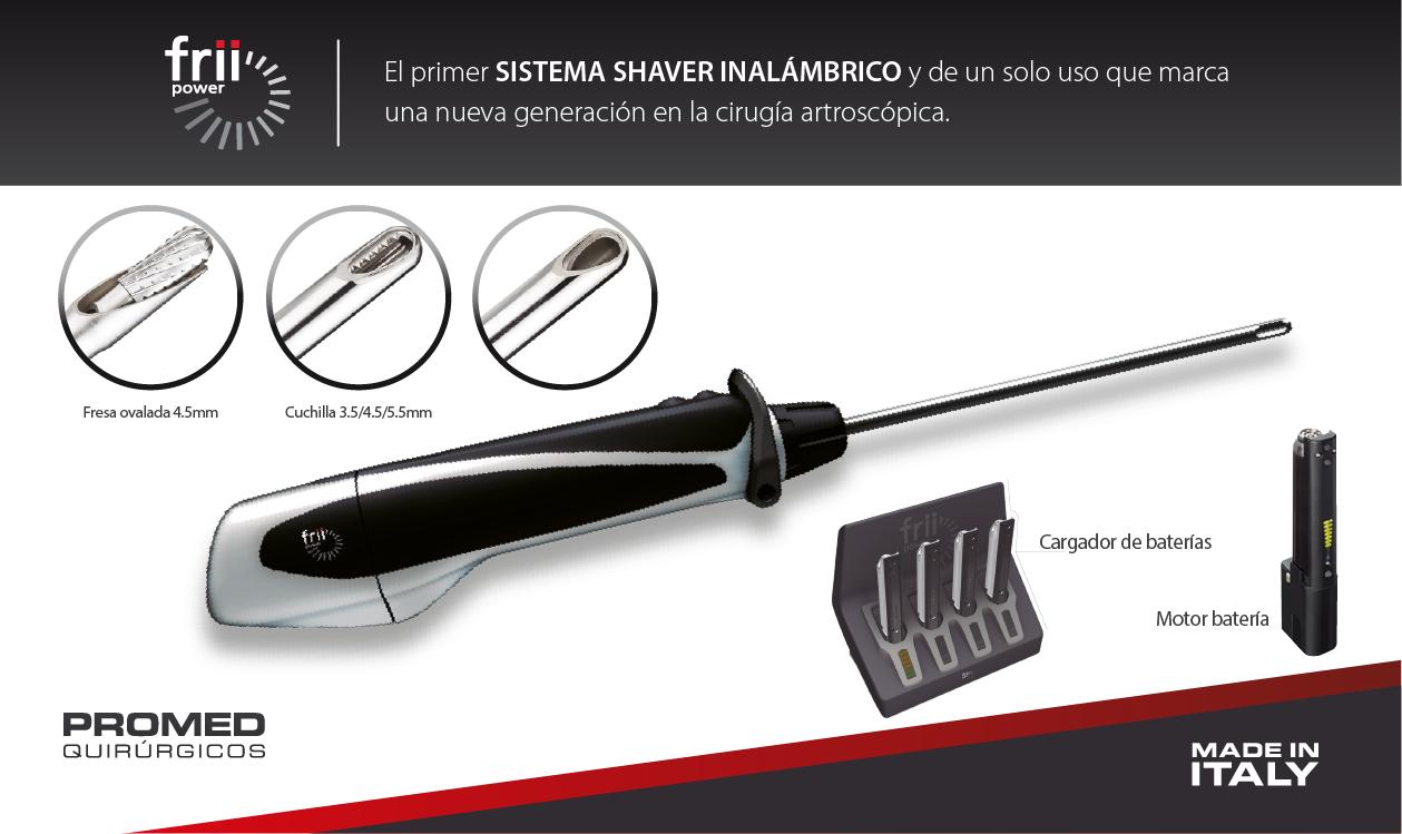 Sub menu Shaver inalámbrico-01